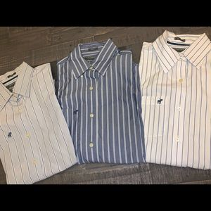 Preowned Abercrombie and Fitch shirts